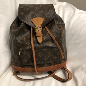 Louis Vuitton Montouris Backpack